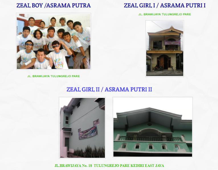 Camp Zeal Kursus Bahasa Inggris Pare